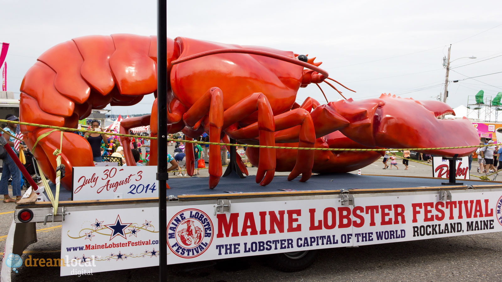 Maine Lobster Festival: 72nd Annual Celebration of All Things