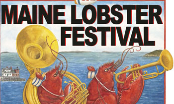 Maine Lobster Festival e-store